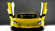 Lamborghini's special Aventador: 700 horsepower wasn't enough