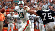 "Dan Marino remembers feeling surprised, then confused. He remembers thinking he'd be drafted high — ""Maybe in the top five picks,'' he says — then sitting on the couch in his Pittsburgh home as those first five teams passed on him."