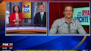 Ryan Lochte's interview with some Philadelphia anchors is making the rounds on the web.