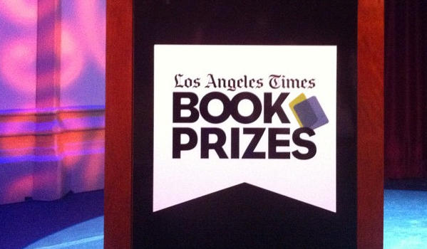 The LA Times book prizes are Friday night.