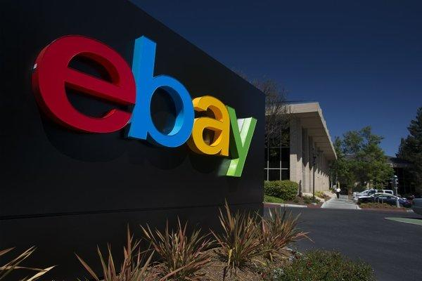 EBay Inc. headquarters in San Jose.