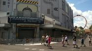 Summer is coming, and so is the Transformers ride at Universal Studios.