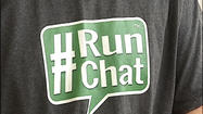 Social media has played a huge role this week in connecting not only the running community, but every American across the country.