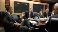 Obama Briefed On Watertown Search