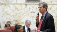 Brian Frosh wasn't the reason pit bull bill failed