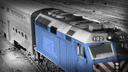 <b><big>No. 3: Person struck, killed by Metra train near Des Plaines station</big></b>