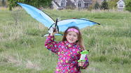 Palatine Park District presents Flying 4 Kids, a free kite fly, on Saturday, April 27 at 10:00am at Margreth Riemer Reservoir, located near the corner of Palatine and Quentin Roads in Palatine.  Bring your kites to the park and join the community for this 8th annual free event. The event will include free kite kits to the first 100 children courtesy of Kiwanis Club of Palatine and Palatine Park District. Raffles will also be held.