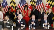 "I have observed that Gov. Martin O'Malley, Senate President Thomas V. Mike Miller and House Speaker Michael E. Busch seem to rush to be in the front row when the cameras are clicking (""New Maryland law aimed at helping veterans land jobs,"" April 18). Any efforts to enhance the job opportunities for returning military veterans are wonderful."