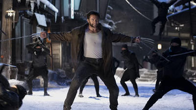 'The Wolverine' photos