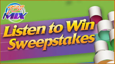 Listen To Win Sweepstakes Grand Prize Winners!
