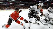 The Kings on Friday assigned forward Tyler Toffoli to Manchester (N.H.) of the American Hockey League. The Monarchs are on the bubble for a playoff berth in the AHL's Eastern Conference, trailing the Connecticut Whale by two points before Friday's games.