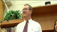 A Bedford County principal is getting statewide recognition for his efforts to work with students.