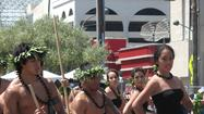 Las Vegas: Celebrating Hawaii's Lei Day, Sin City-style