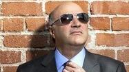 "They call him Mr. Wonderful. But Kevin O'Leary was recently engaged in one of his less-than-wonderful rants, the kind familiar to anyone who loves to hate him on ABC's ""Shark Tank."""