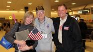 Honoring Our WWII Veterans