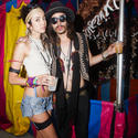 Coachella Style at the Neon Carnival