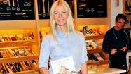 In last week's Fashion Diary column, I wrote about the wardrobe choices of Gwyneth Paltrow during her recent publicity tour through L.A., when she appeared at events promoting her new cookbook and personal trainer Tracy Anderson's new fitness studio. Paltrow wore an array of super-short skirts, dresses and even a pair of hot pants that showed off her Anderson-sculpted legs and her devotion to the healthful eating described in the book.