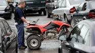 Detective Hassan Rasheed had been watching the Northwest Baltimore repair shop for weeks as men brought dirt bikes in and out for repairs. Now police, intent on cracking down on illegal bikes, were prepared to move in.