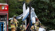Plane crash kills two in James City