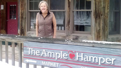 The Ample Hamper in Champion, owned by Sally Trimbur, is slated to close May 1.