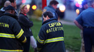 Manhunt for suspect in Boston Marathon explosions