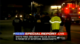 Boston manhunt brings out best, worst in TV news outlets Friday