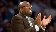 The Cleveland Cavaliers intend to speak with former Lakers coach <strong>Mike Brown</strong> as the team begins its search for a candidate to replace fired coach <strong>Byron Scott</strong>.