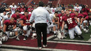 Lafayette Maroon and White game
