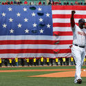 Fenway Park Tribute As Red Sox Return To Field