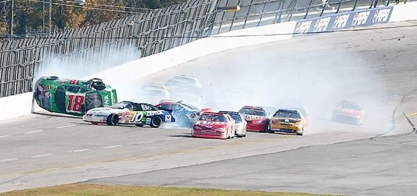 Enjoy NASCAR at Talladega Oct. 19-21. This trip is offered by AAA Travel.
