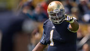 Defense dominates Notre Dame's spring 'game'