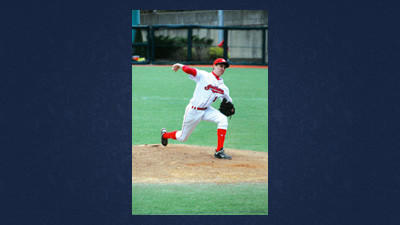 Conemaugh Township pitcher Lucas Bailey tossed a complete game Saturday in a loss to Westmont.