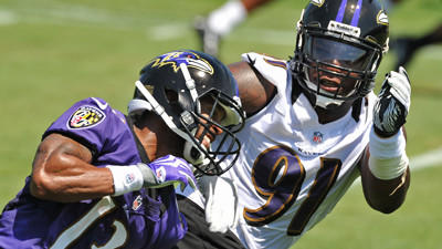 Ravens hope to follow historical trend and find value with 32nd…