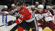 Blackhawks vs. Coyotes