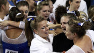 Florida wins its first NCAA women's gymnastics title