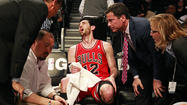 Photos: Bulls vs. Nets, Game 1