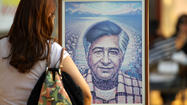 BRAWLEY— Ana Perez, a resident of El Centro, remembers when she met Cesar Chavez at one of his first rallies.