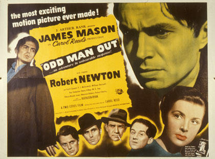 """Odd Man Out"" is the rare movie classic that grows more relevant and compelling with every passing year. Director <a class=""taxInlineTagLink"" id=""PECLB003501"" title=""Carol Reed"" href=""/topic/entertainment/carol-reed-PECLB003501.topic"">Carol Reed</a> plants the seeds of a harrowing destiny in the opening minutes. Afte"