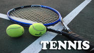 Trent Rogers and the doubles team of Skyler Wright and Taylor Leigh won tiebreakers Friday in the Casey County boys' 7-2 victory over Taylor County at Liberty.