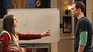 "In a new ""Big Bang Theory"" this week, Sheldon (Jim Parsons) is feeling blue -- what many TV viewers will feel next month when fall schedules are announced. Sheldon suffers when a favorite series is prematurely canceled."