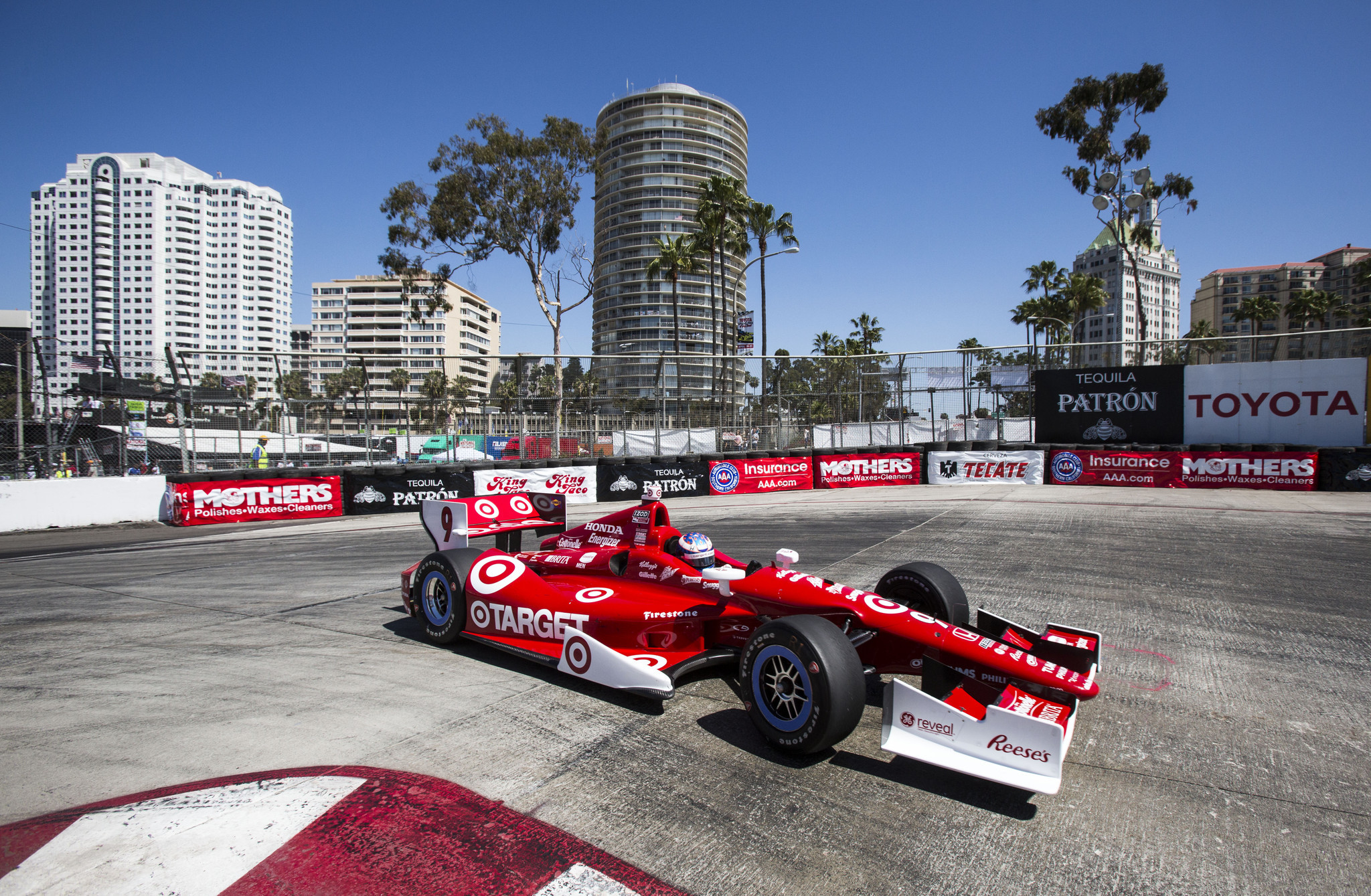 Alexander Rossi repeats as Grand Prix of Long Beach winner