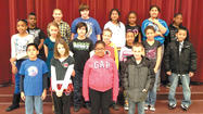 Eastern Elementary School named its Citizens of the Month for March.