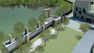A memorial park honoring Central Florida veterans is being built next to the Orlando VA Medical Center under construction at the Lake Nona Medical City complex. Organizers say the park will be the only memorial park in the nation adjacent to a Veteran's Administration hospital.