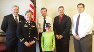 April proclaimed as Month of the Military Child