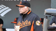 After Sunday's 7-4 loss to the Los Angeles Dodgers, Orioles manager <strong>Buck Showalter</strong> spoke of the importance of keeping emotions in check in reference to his struggling starter, <strong>Jake Arrieta</strong>.