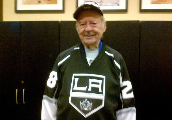 Age Hasn't Ended Paul Lagloire's Hockey Career