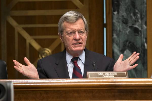 "Sen. Max Baucus was among four Democrats who joined Republicans to block compromise gun control legislation. His reason was simple: ""Montana,"" he said, naming his home state."