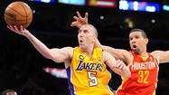 The Lakers headed into Week 25 needing a win in their final day of the regular season to make the playoffs. A Utah Jazz loss gave the Lakers a playoff seeding -- making Wednesday night's battle against the Houston Rockets about which first-round opponent the Lakers would face.