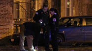 Six people were shot Saturday and Sunday in Chicago, police said.