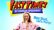 The one word I heard over and over this weekend at the Kansas Speedway is fast. I know you are saying why is that odd...I mean this is NASCAR not golf...it should be fast. But drivers believe the combination of cooler temperatures new pavement and new car has made the Kansas Speedway really fast. The number of track records that fell over the weekend back me up on this one.